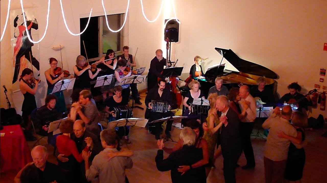 Tango Mango Orchestra Project