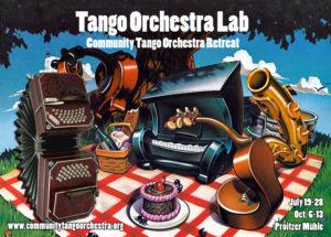 Tango Orchestra Lab (Community Tango Orchester Retreat) @ Proitzer Mühle